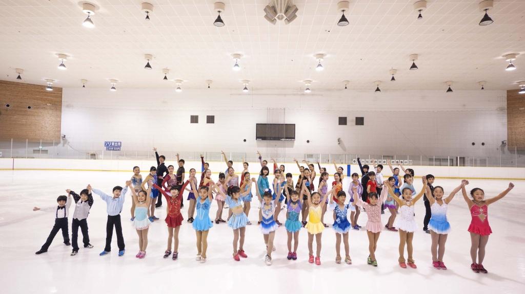 アクアリンクちば「フィギュアスケートフェステバル」無事終了